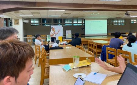 110.05.04 新北高中:自然科學探究與實作教材教法系列工作坊